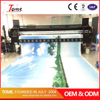 Vinyl graphic printing machine for outdoor in guangzhou