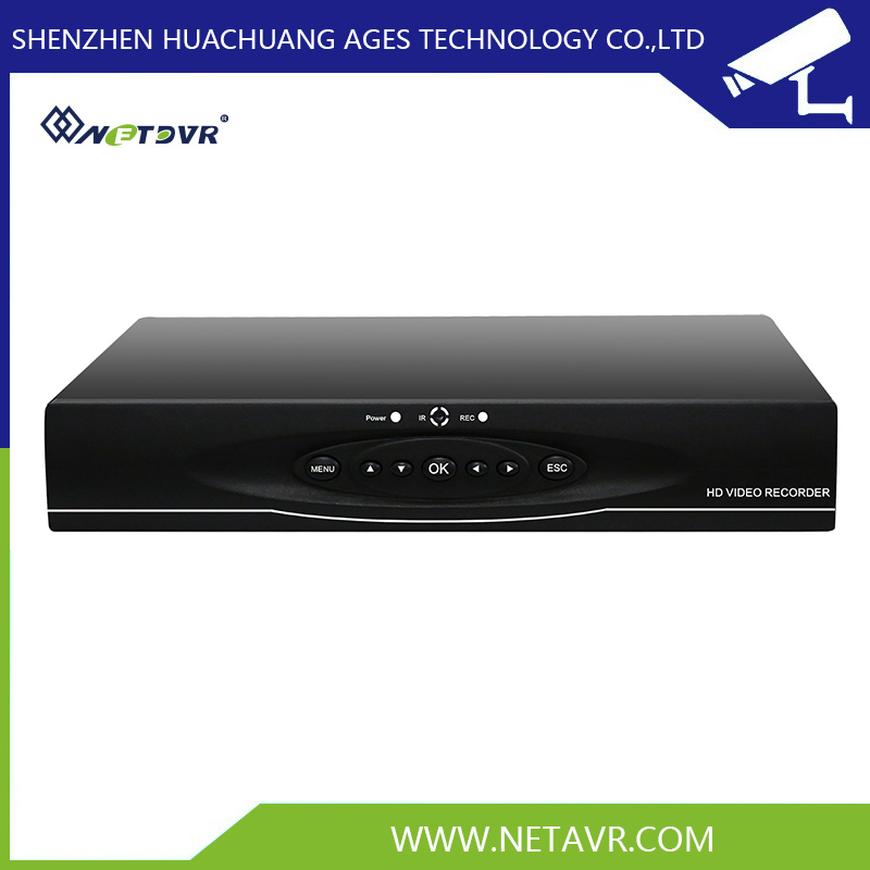 Durable & Powerful 1080p digital video recorder 4ch playback 8ch security cctv ahd dvr