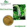 black cohosh in herbal extract Cimicifuga Romose L. extract extract cimicifuga