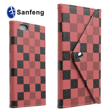 High quality PU Leather cell phone case for iphone6/6s