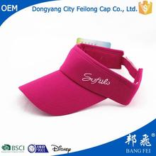 New design sun visor cap with great price