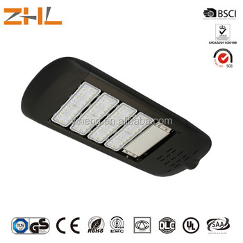 led street light manufacturers 60-200W ZHL solar led CE ROHS IP67