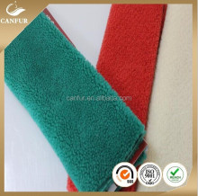 High quality 100 polyester fabric sherpa lining fabric