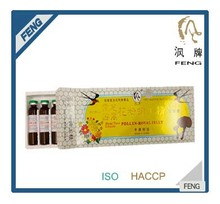 Honey beauty care product Bird's nest lingzhi pollen royal jelly