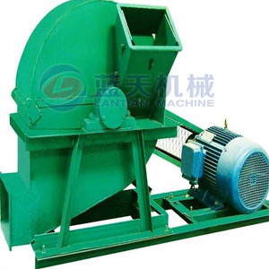 CE and ISO certificates low price wood charcoal log crusher machine manufacturer