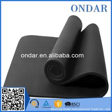 the first choice wholesale tpe recycled wholesale exercise mat with good quality