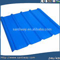 CE certificated 0.3mm zinc corrugated roofing sheet made in china