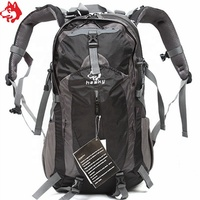 Big Quantity Export Custom Outdoor Sports Camping Backpack Bag Cheap Mountaineering Bag Rain Cover Hiking Backpack