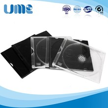 wholesale alibaba 5.2mm Super Slim Single Clear cd box set packaging