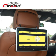 Hot-sell 10.1 inch Android touch Screen full HD 1080P car headrest monitor rear seat car dvd player for kids