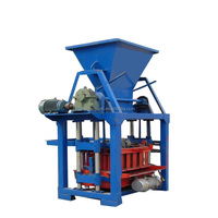 YL2-40 concrete brick making machine,building material machinery,mobile concrete hollow block machine