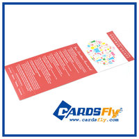 Custom Full Color Art Paper Card 300gsm High Quality Paper Card Printing with Cheap Price