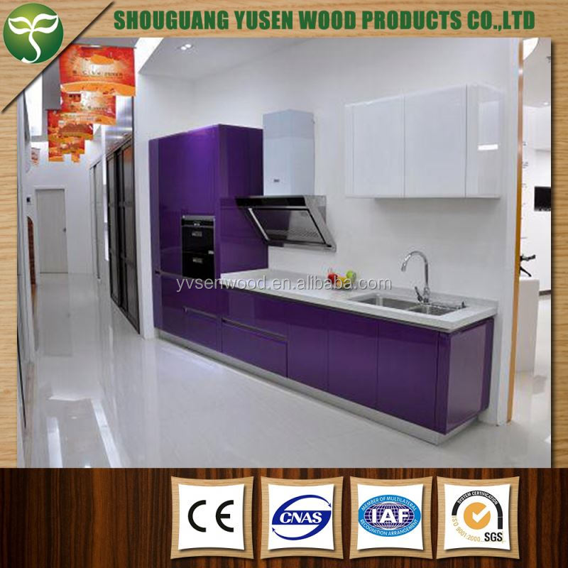 Cheap customized kitchen cabinet design 2016 buy kitchen for Cheapest place for kitchen cabinets