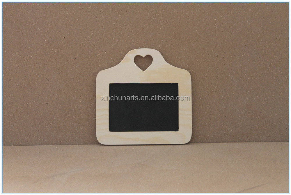 hanging wooden blackboard wholesale