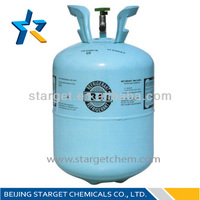 99.99% Purity refrigerant gas r134a r12 replacement