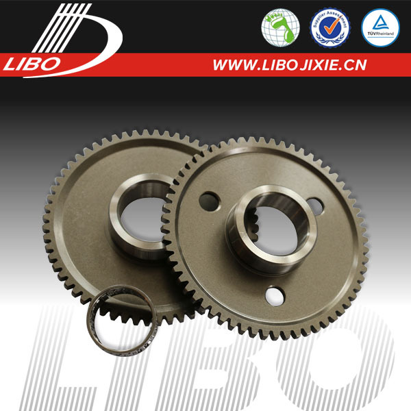 China electric start gy6 reverse gear