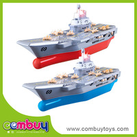 Hot Sale Mini Plastic Toy Ships Models For Wholesale