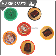 Custom made plastic poker chip manufacturer, cheap custom poker chips