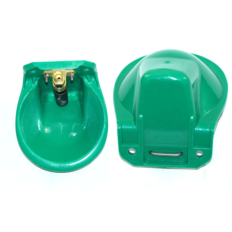 Hot selling automatic plastic sheep /goat drinking equipment eco-friendly bowl for cow or goat ro