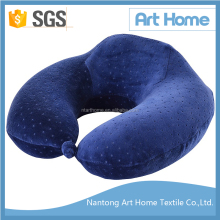 U shaped Memory foam travel Neck protecting Pillow for travelling