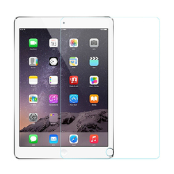 Shenzhen factory price 0.4mm thickness HD clear tempered glass screen protector for Ipad 5 6
