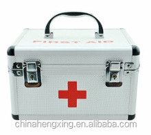 aluminum medical boxes,rescue case,health care kits