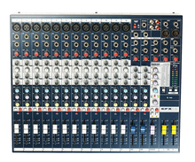 High quality soundcraft EFX12 sound mixer 12 channel audio mixer with Low cost high performance
