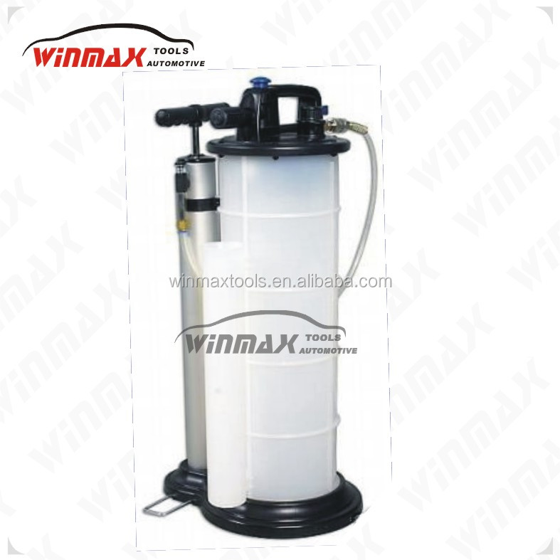 WINMAX Manual & Pneumatic Fluid Extractor w/ Air Inlet & Auto Shut Off Device WT05051