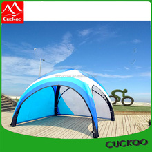 Professional Inflatable Beach Sunshade Tent