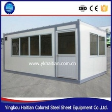 Mobile container toilet module /washroom/prefabricated bar for sale