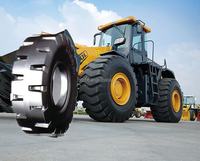 All Steel Radial OTR/Earthmover equipment tyre/Bias Tire 26.5-25