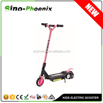 New style pink 120W electric kids scooter ( PN-ES8011 )