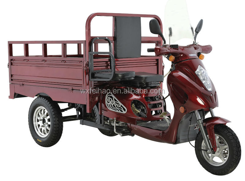 Cheap 110cc LIFAN engine hot sell Scooter Tricycle