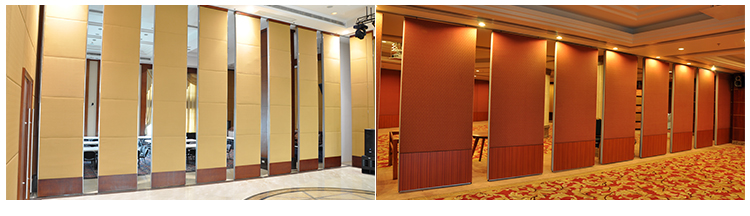 Free CAD Manufacturer Supply Commercial Kitchen Panel Movable Partition Wall Movable For Meeting Room