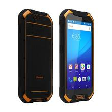 Runbo F2 Big Touch Screen China Phones Ip67 Mobile Phone Waterproof IP67 Rugged NFC 6.5 Inch Quad Core Smartphone