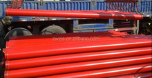 High Quality 7.1mm thick concrete pump pipe