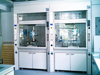 Safe ventilation high quality fume hoods used for chemisty Laboratory chemistry fume hood wholesale