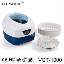 VGT-1000 GT SONIC Ultrasound cleaning jewelry machines manufacture