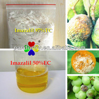 Systemic Fungicide / Preservatives Imazalil 97%TC 35554-44-0