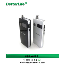 Betterlife 3400mah Epower3 electronic cigarette dubai wholesale market
