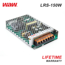 WODE 150W High Voltage Waterproof Led Power Supply Switching With Ce Ul