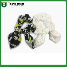 synthetic hijab volumizer scrunchies hair accessory