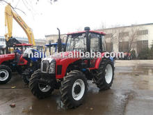 large 4 wheel drive tractor chinese 130hp tractor foton price