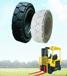 1000-20 smooth Wholesale's forklift solid tyre high quality loader truck tire trailer solid OTR tyre