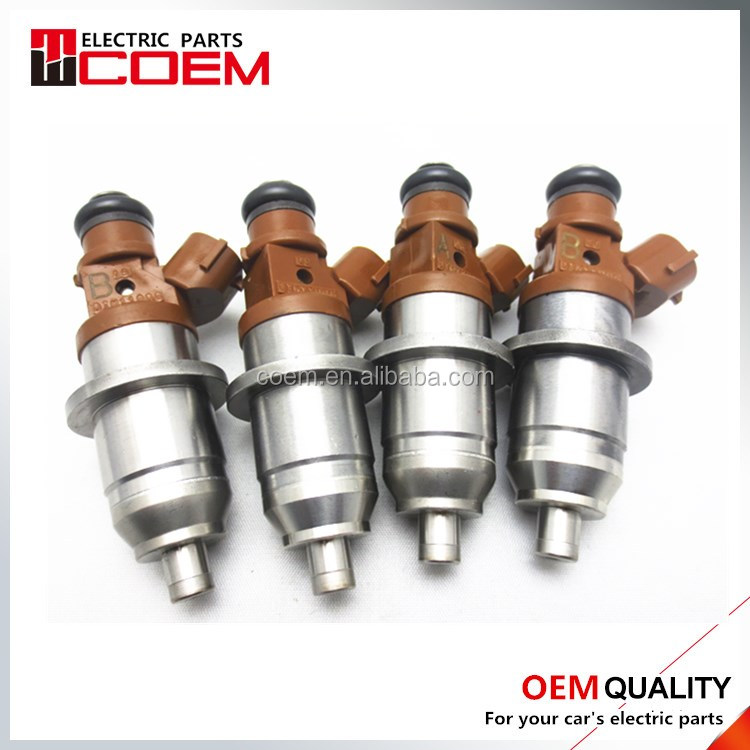 E7T05072 injection Fuel injector For Mitsubishi Pajero IO H67W H77W 4G93 4G94