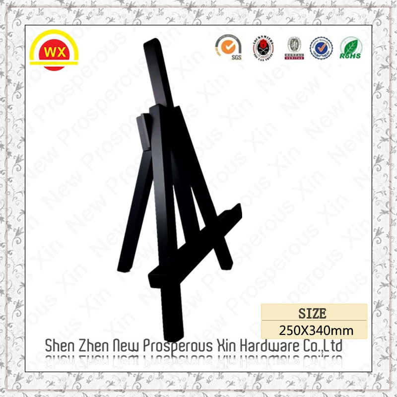 High quality wrought iron easel