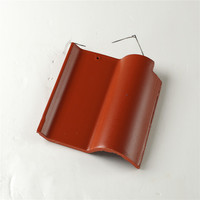 lightweight cement synthetic terracotta german roof tile