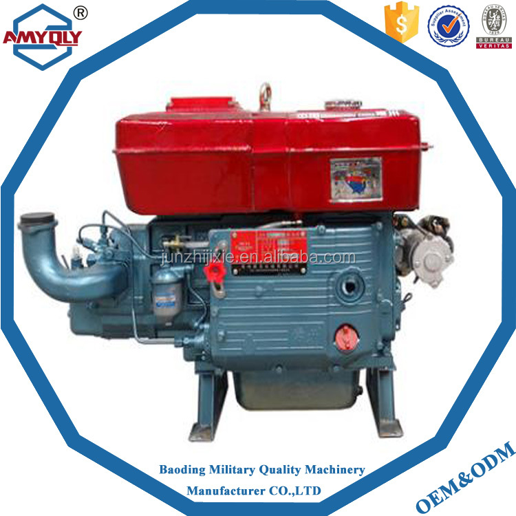 30hp single cylinder diesel engine ZH1130 diesel engine with best price and good quality