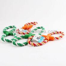 20 CM Size 8 Word Rope Toys Dog Toys for Clean Teeth