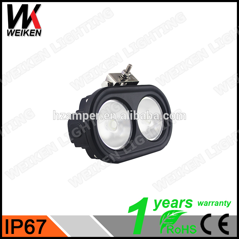 WEIKEN motor parts accessories 12V 80W High Power LED Work Light/led work lamp/cob led work light for second hand cars